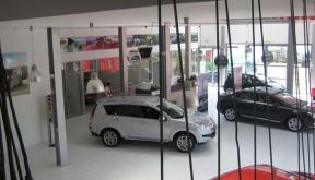 Showroom Citroen Bucuresti