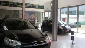 Spatiu Comercial Showroom Citroen