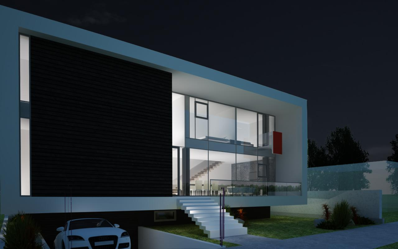 Proiect Casa Minimalista cod GCG in Galati