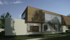 casa moderna cod SMR in Landsee Austria