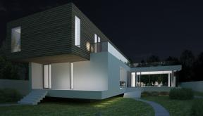 Proiect Locuinta Bifamiliala Moderna cod SMR in Austria