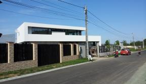 Case moderne Contemporane Lucrare finalizata casa cod AMC Fin in Corbeanca portofoliul cub architecture