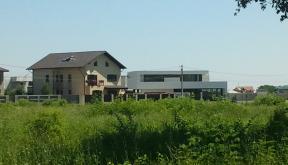 Case moderne Contemporane Lucrare finalizata casa moderna cod AMC Fin in Corbeanca Ilfov portofoliul cub architecture