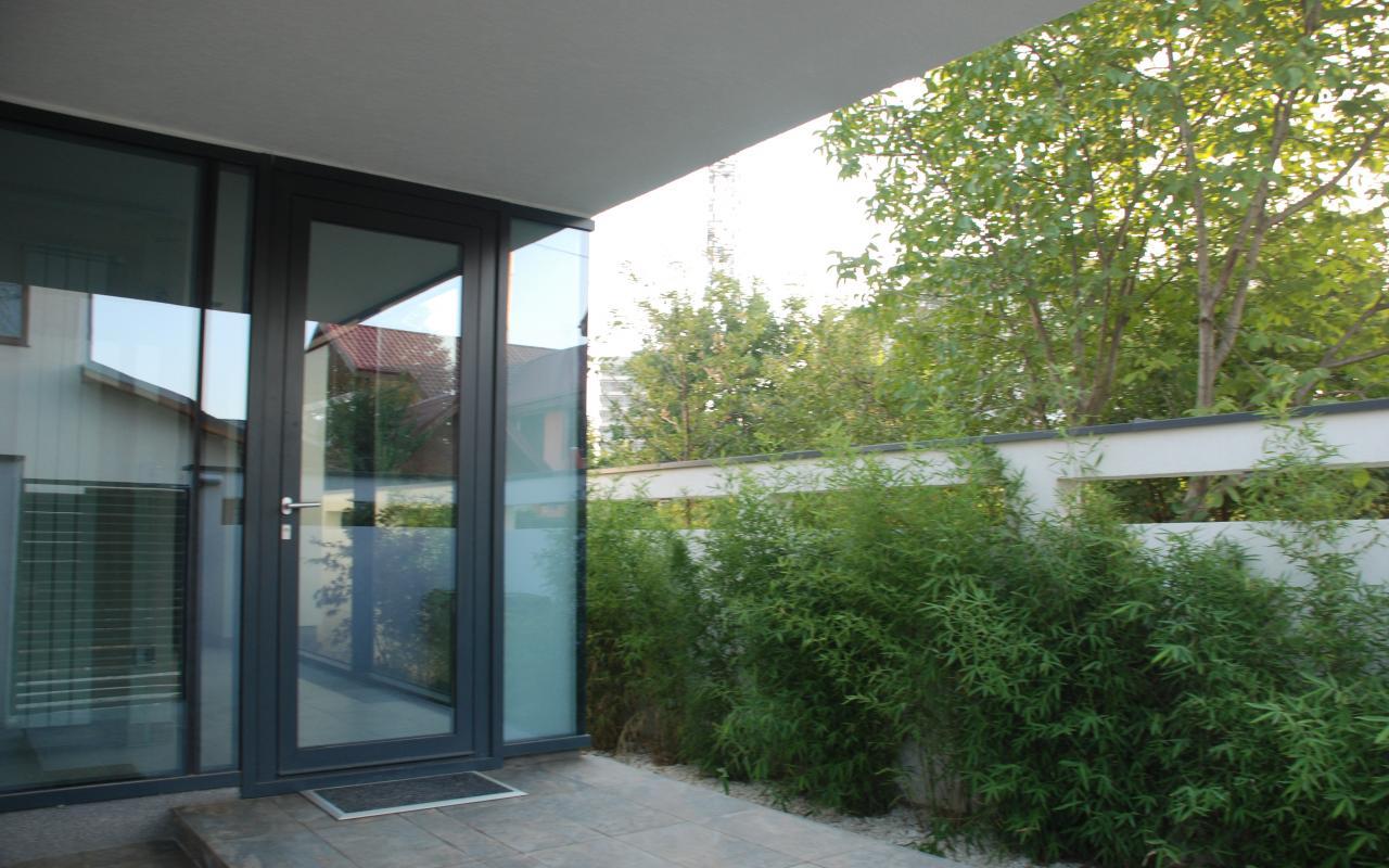locuinta unifamiliala moderna finalizata popesti leordeni cub architecture