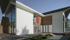 Locuinta Unifamiliala Alba Iulia | Proiect Locuinta Unifamiliala Alba Iulia, AB cod BMA | proiect din portofoliul CUB Architecture