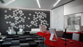 Proiect Amenajare Spatiu Birouri | Concept Design office planning Oracle Romania in Floreasca Park, Sos. Pipera-Tunari, Bucuresti | Lucrare din portofoliul CUB Architecture