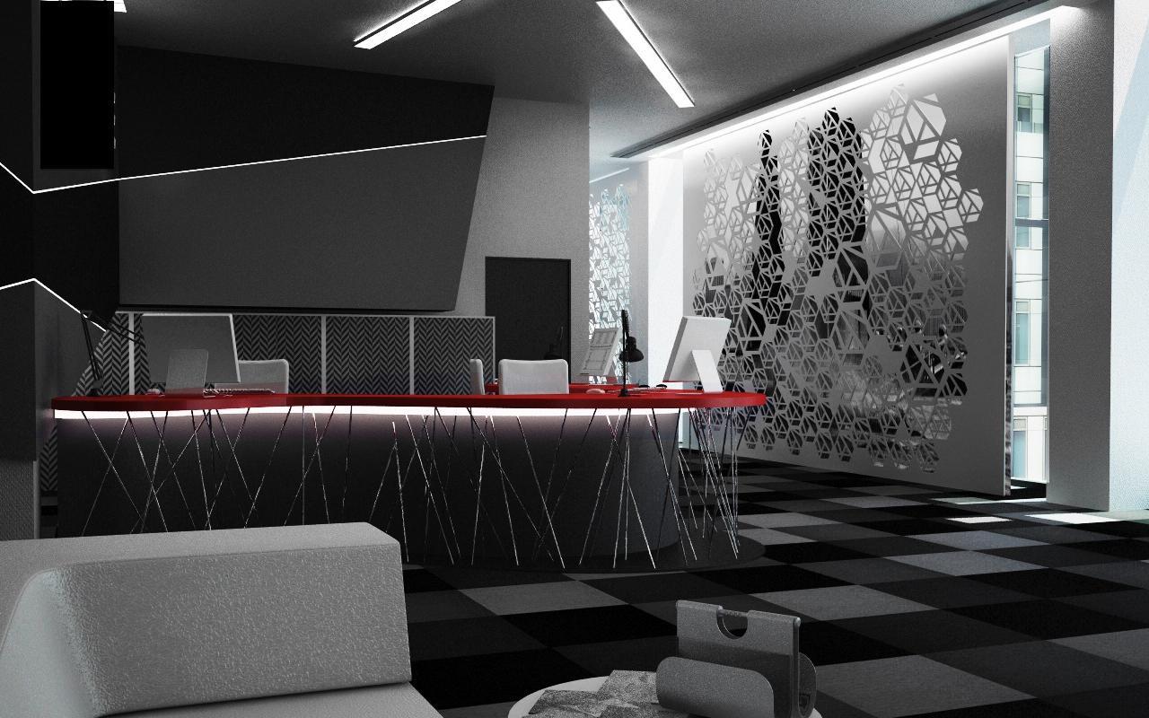 Proiect Amenajare Spatiu Birouri Oracle Romania | Concept Design office planning Oracle Romania in Floreasca Park, Bucuresti | Lucrare din portofoliul CUB Architecture