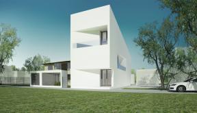 Insertie Urbana Locuinta Pitesti, Arges cod RVP proiect din portofoliul CUB Architecture