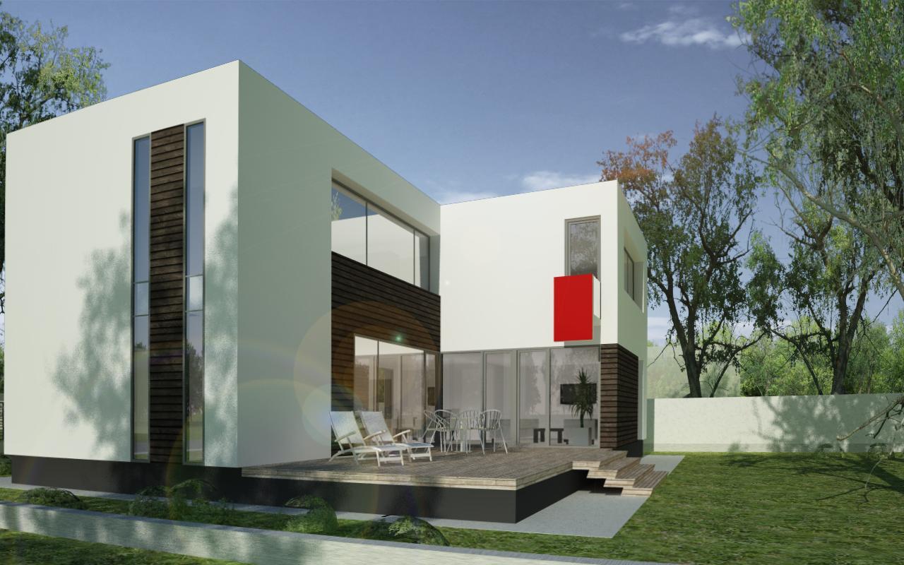 proiect casa moderna cod cco in otopeni ilfov