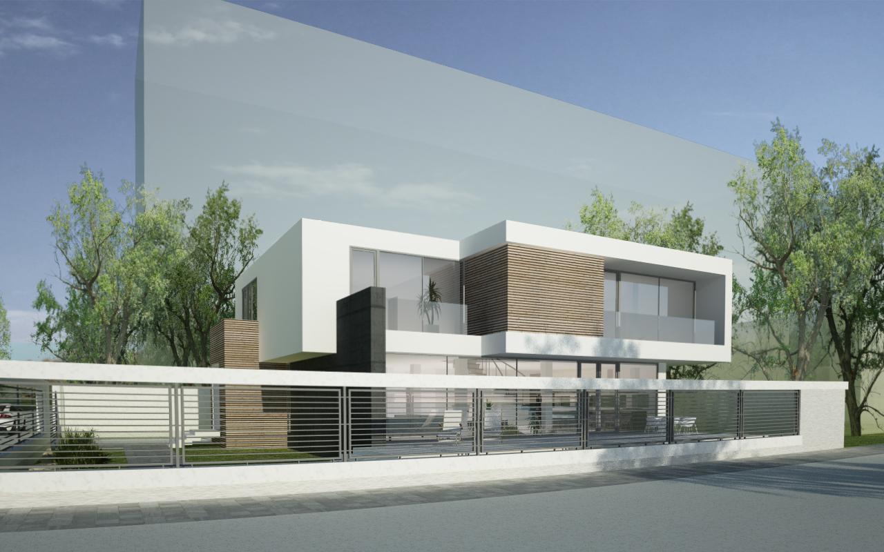Proiect reconversie casa minimalista concept design casa for Casa moderna romania