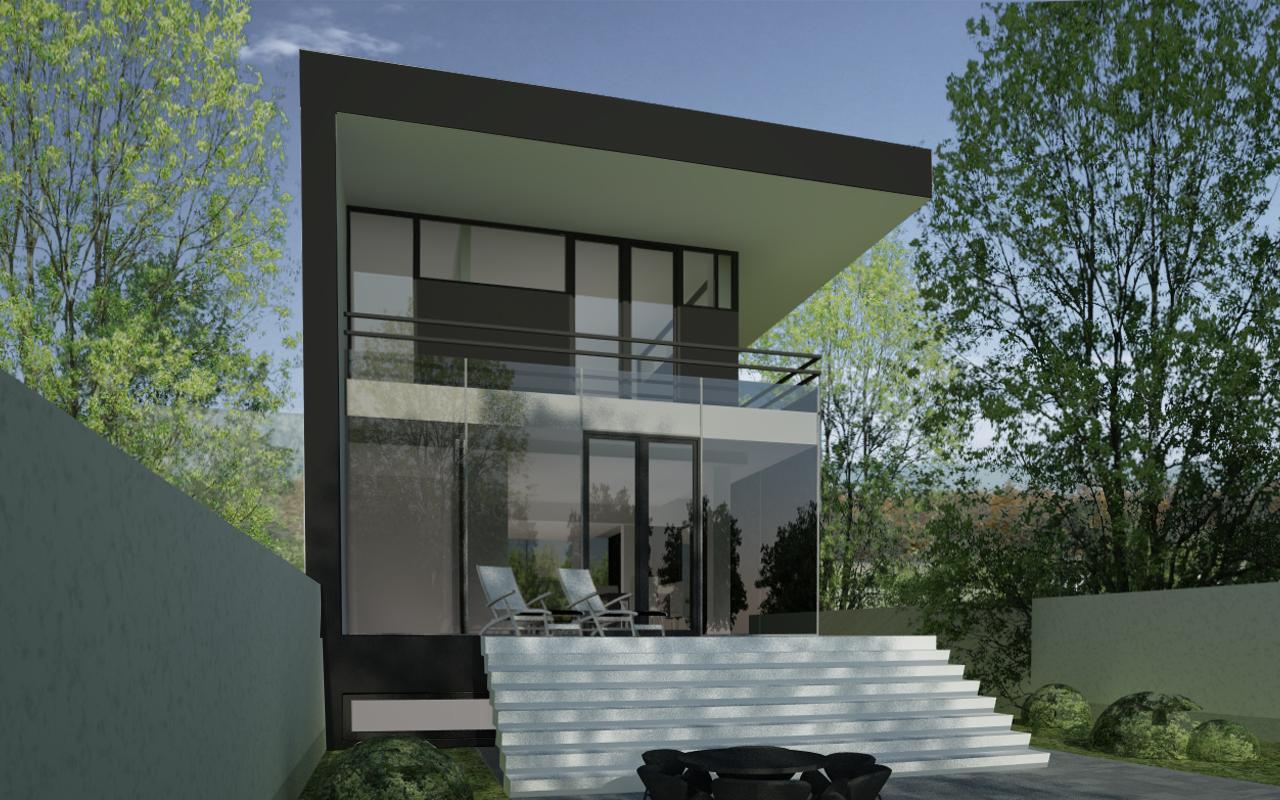 Proiect Locuinta Urbana Moderna pe limita de proprietate cod FACT Bucuresti Sector 6