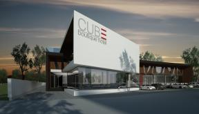 Proiect CUBE Boutique Hotel si Restaurant Mioveni | Concept Design hotel si restaurant cod MIOV in Mioveni, AG | Proiect din portofoliul CUB Architecture