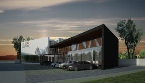 Proiect CUBE Boutique Hotel si Restaurant Mioveni | Concept Design hotel si restaurant cod MIOV in Mioveni | Proiect din portofoliul CUB Architecture