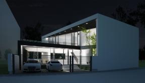 Proiect Locuinta Moderna in Bucuresti