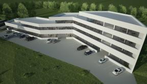 Proiect Hotel si Restaurant si Spa Cheile Rasnoavei cod HCRB in Ceile Rasnoavei BV