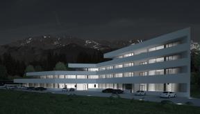 Proiect Hotel si Restaurant si Spa Cheile Rasnoavei cod HCRB in Ceile Rasnoavei