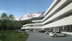 Proiect Hotel si Restaurant si Spa Cheile Rasnoavei hotel si restaurant cod HCRB in Ceile Rasnoavei BV