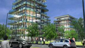 Proiect Ansamblu Imobile de Birouri Bucuresti | Concept Design ansamblu de birouri modern cu 6 imobile cod OFFI in Bucuresti | Proiect din portofoliul CUB Architecture