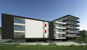 Proiect Ansamblu Rezidential cu 28 de apartamente cod BWRS in Sibiu