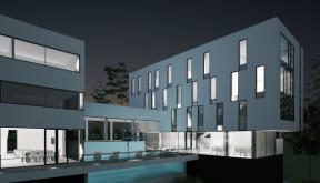 Proiect Hotel Boutique si Locuinta Poiana Brasov | Concept Design Hotel Boutique Poiana Brasov | Proiect din portofoliul CUB Architecture