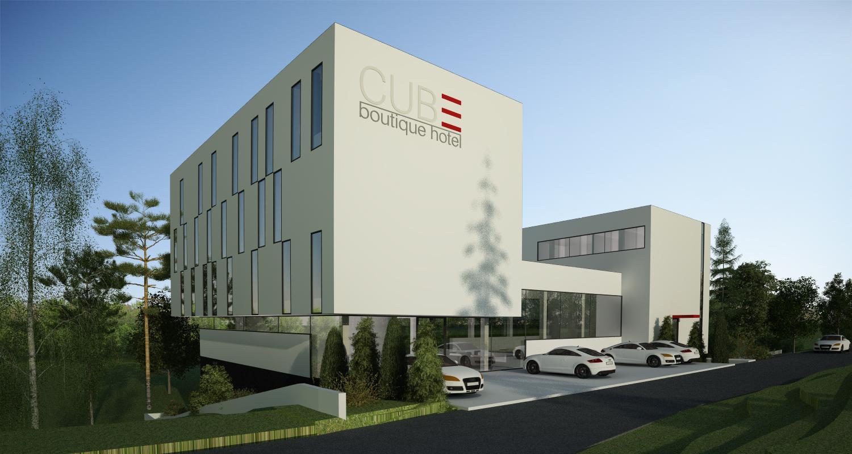 Proiect Hotel Boutique si Locuinta Poiana Brasov, BV | Concept Design Hotel Boutique si Locuinta Poiana Brasov, BV | Proiect din portofoliul CUB Architecture