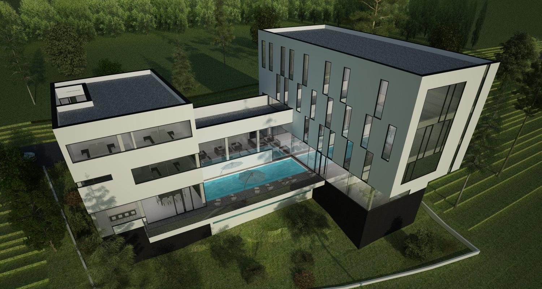 Proiect Hotel Boutique si Locuinta Poiana Brasov | Concept Design Hotel Boutique si Locuinta Poiana Brasov | Proiect din portofoliul CUB Architecture