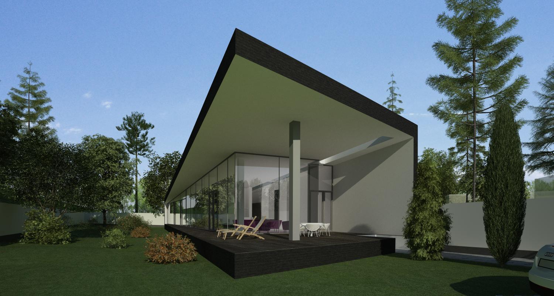 Proiect Locuinta Moderna Parter cod DMM Mogosoaia Ilfov