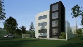 Pensiune cu 10 camere in Otopeni, Ilfov | Proiectare Finalizata pensiune cu 10 cemere in otopeni cod BCOP | Proiect din portofoliul CUB Architecture