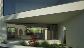 Proiect Locuinta Moderna pe teren triunghiular Iasi