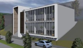 Proiect Orhideea Event House & Restaurant Pitesti, Arges | Concept Design Event House cod OEHP in Pitesti | Proiect din portofoliul CUB Architecture
