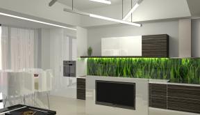 Proiect Amenajare Apartamente Showroom in Sinca Residence | Concept Design Amenajare Apartamente in  Sinca Residence cod INSI | Proiect din portofoliul CUB Architecture