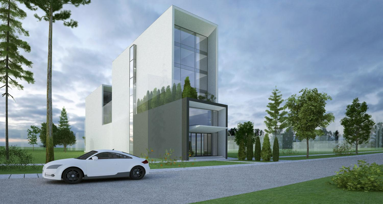 Green Hotel Project in Galati, GL – project from CUB Architecture portfolio