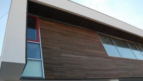 Duplex modern Lucrare finalizata cod GDP Fin in Pantelimon portofoliu cub architecture