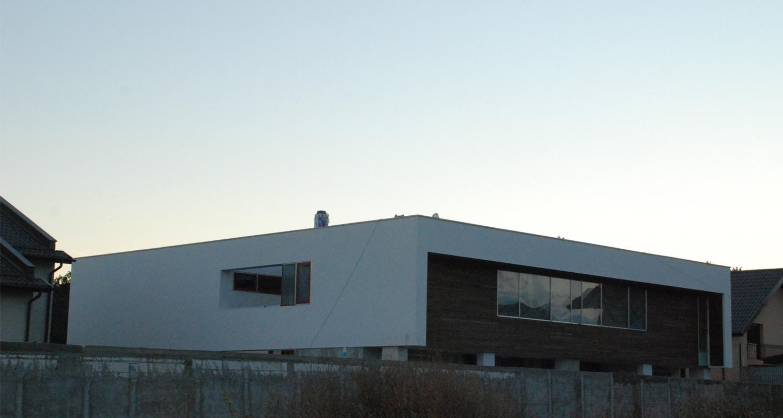 Duplex modern elegant Lucrare finalizata cod GDP Fin in Pantelimon portofoliu cub architecture