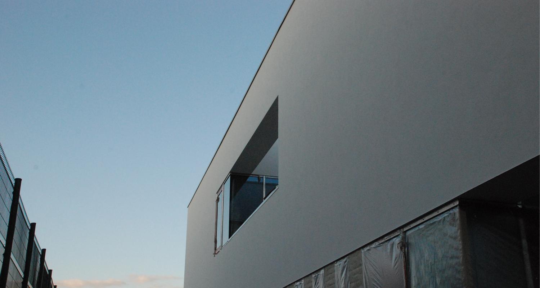 Duplex modern Lucrare finalizata moderna cod GDP Fin in Pantelimon portofoliu cub architecture