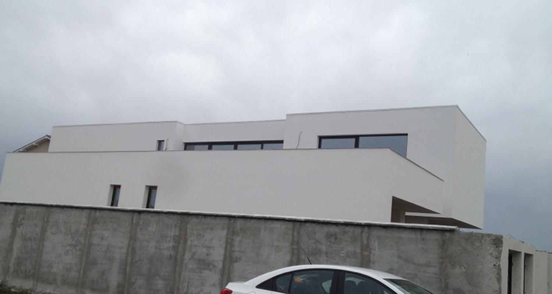 Locuinte moderne lucrare finalizata casa moderna cod pmc fin chiajna ilfov lucrare din - Casa cub moderne ...