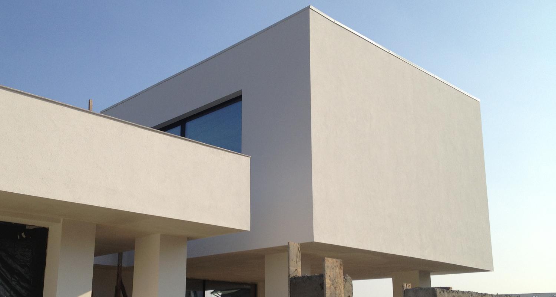 Locuinte moderne lucrare finalizata casa moderna cod pmc fin chiajna ilfov lucrare din for Casa cub moderne