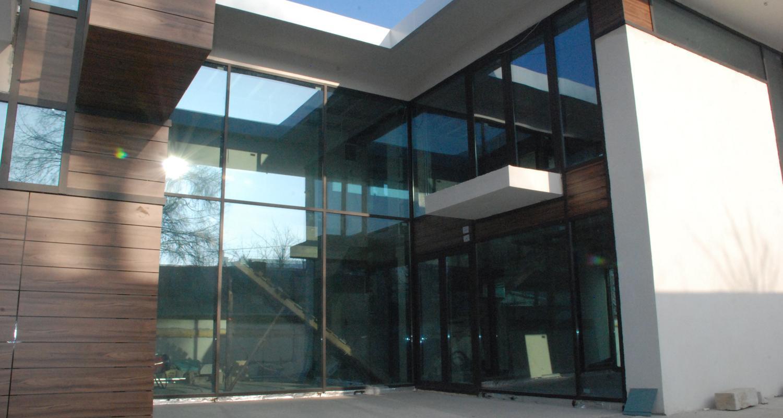 en locuinte moderne finalizate lucrare finalizata casa moderna minimalista cod caa fin alexandria teleorman proiect din - Casa Cub Moderne