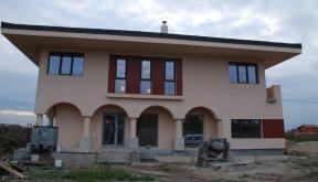 Case moderne Lucrare finalizata casa moderna cod ASO Fin Otopeni proiect din portofoliul CUB Architecture