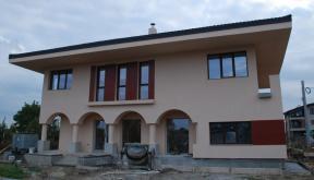 Case moderne Lucrare finalizata cod ASO Fin Otopeni Ilfov proiect din portofoliul CUB Architecture
