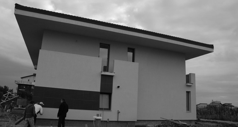 Case moderne Lucrare finalizata moderna cod ASO Fin Otopeni Ilfov proiect din portofoliul CUB Architecture