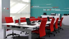 Amenajare Spatiu Birouri office planning CUB
