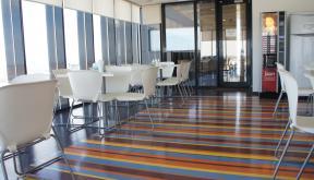 Amenajare Spatiu Birouri Oracle Romania | Lucrare Finalizata office planning Oracle Romania in Nusco Tower Bucuresti | Lucrare din portofoliul CUB Architecture