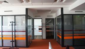 Amenajare Spatiu Birouri Oracle Romania | Lucrare Finalizata office planning Oracle Romania in Nusco Tower Center Bucuresti | Lucrare din portofoliul CUB Architecture