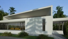 Proiect Locuinta Moderna  in Erbil, Irak | Concept Design casa moderna cod KNI in Erbil, Irak | Proiect din portofoliul CUB Architecture