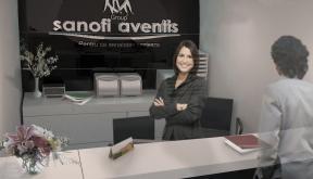 Proiect Amenajare Spatiu Birouri Sanofi Aventis Romania | Proiectare finalizata office planning Sanofi Aventis Romania in Izvor Business Center, Bucuresti cod SANO | Lucrare din portofoliul CUB Architecture