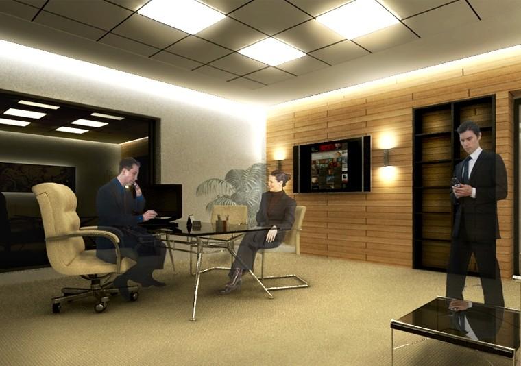Proiect Amenajare Spatiu Birouri Sanofi Aventis Romania | Proiectare finalizata office planning Sanofi Aventis Romania in Izvor Business Center cod SANO | Lucrare din portofoliul CUB Architecture