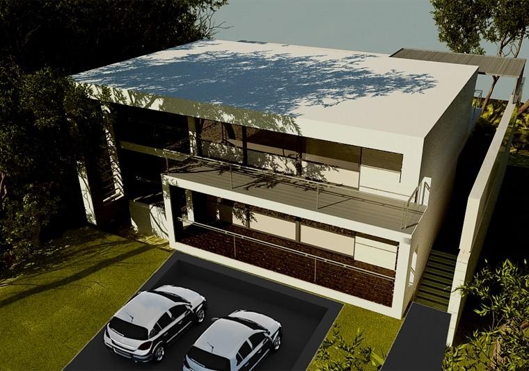 Proiect Locuinta Moderna | Concept Design casa cod DDS Siubiu, SB - proiect din portofoliul CUB Architecture