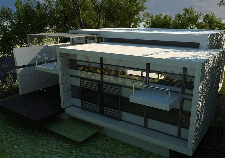 Proiect Locuinta Moderna | Concept Design casa minimalista cod DDS Siubiu, SB - proiect din portofoliul CUB Architecture