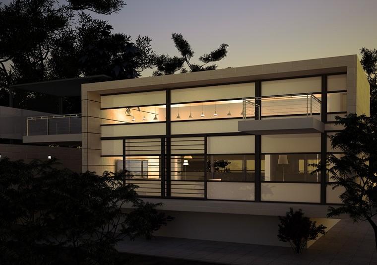 Proiect Locuinta Moderna | Concept Design casa moderna cod DDS Siubiu, SB - proiect din portofoliul CUB Architecture
